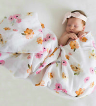 Load image into Gallery viewer, Snuggle Hunny Kids Organic Muslin Wrap Poppy