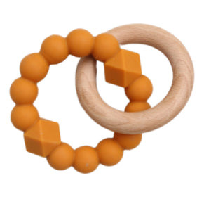 Jellystone Designs Moon Teether Honey