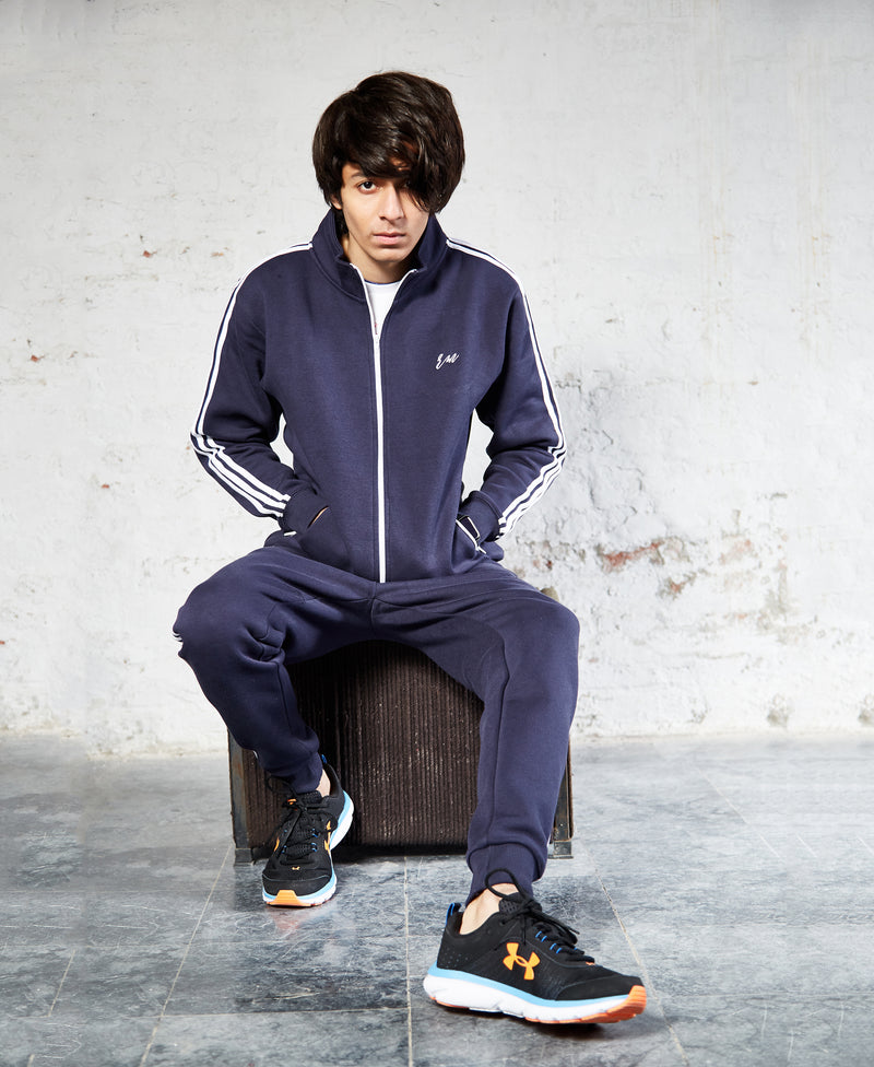 Mens Track suit (Navy)