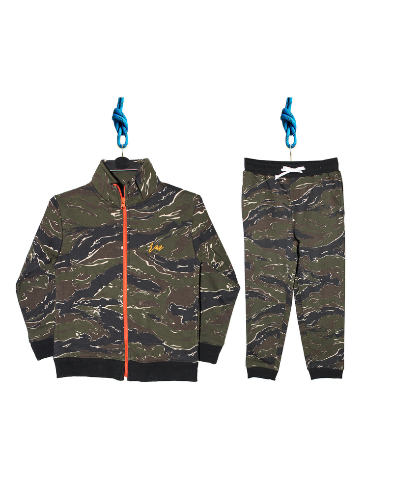 Boys Track suit (Army)