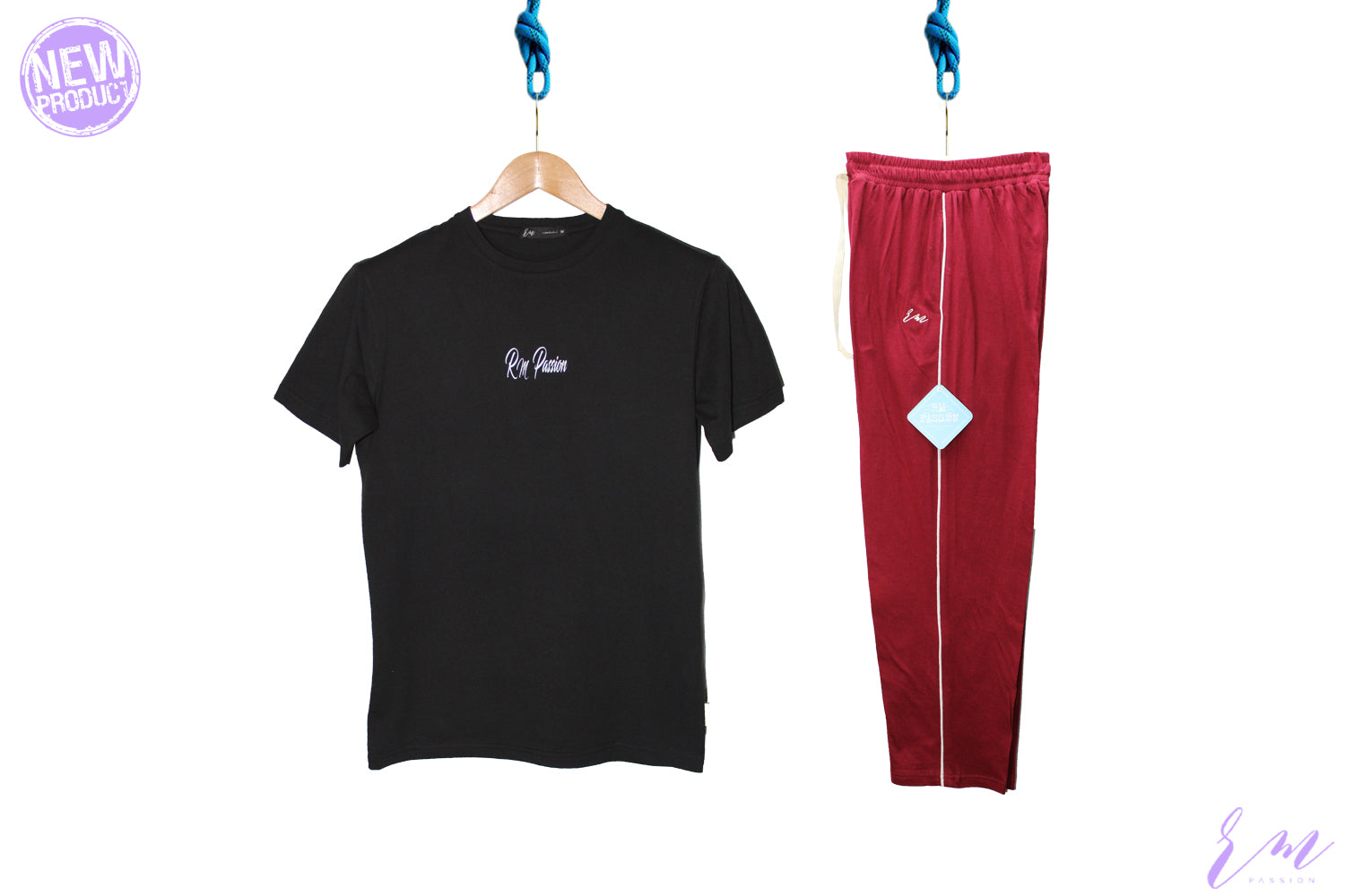 Mens pack (Black / Maroon)
