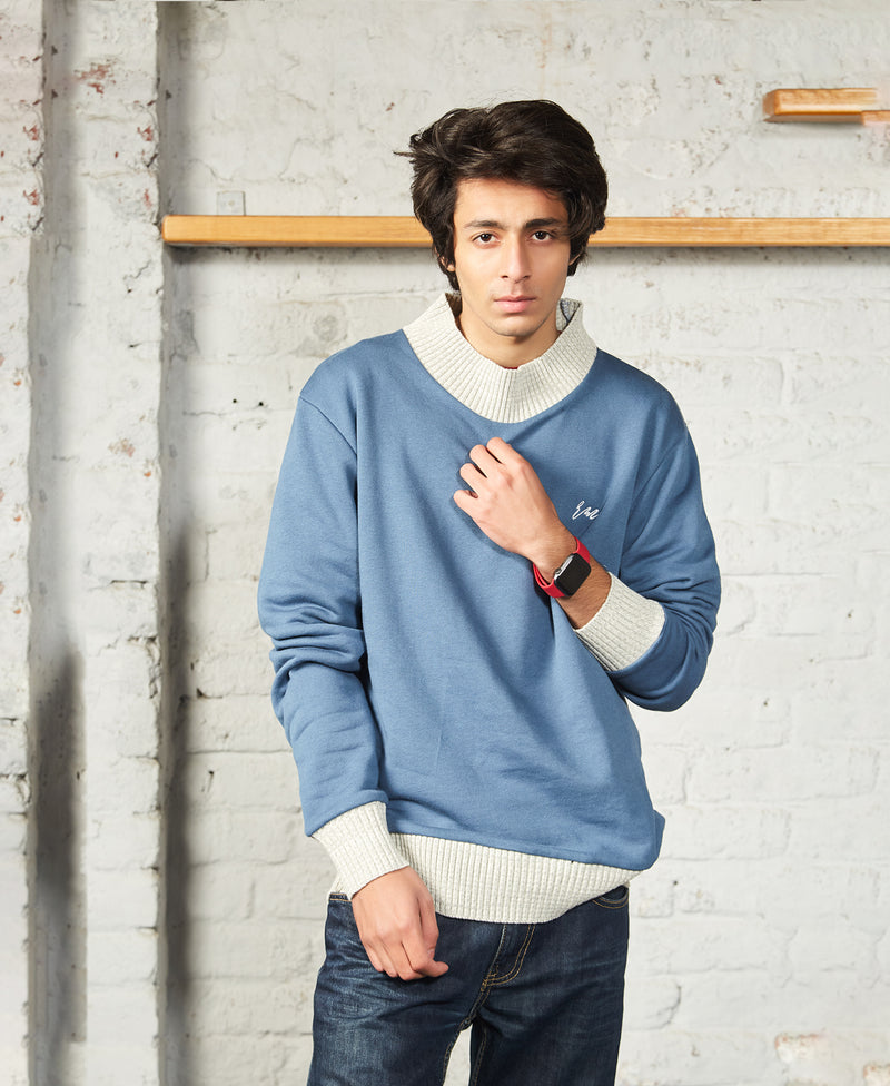 Mens Sweatshirt (Blue)