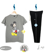Mens pack (Gray Mickey / Black Trouser)