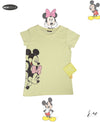 Girls Top (Yellow Mickey Minnie)