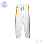 Gym fit trouser ( W-19-White)