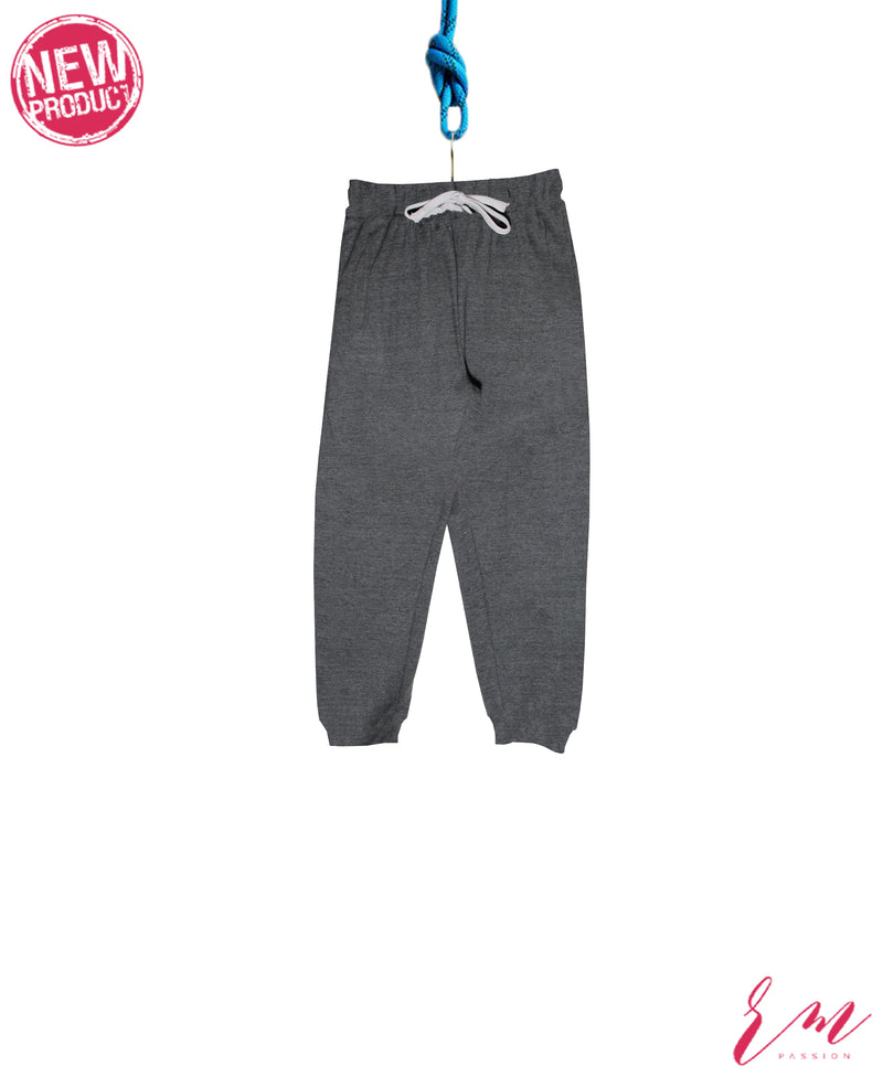 Kids Trouser (Charcoal ii)