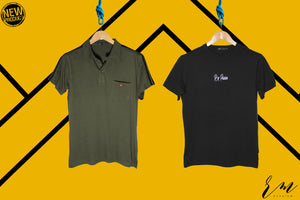Mens pack (Green / Black)