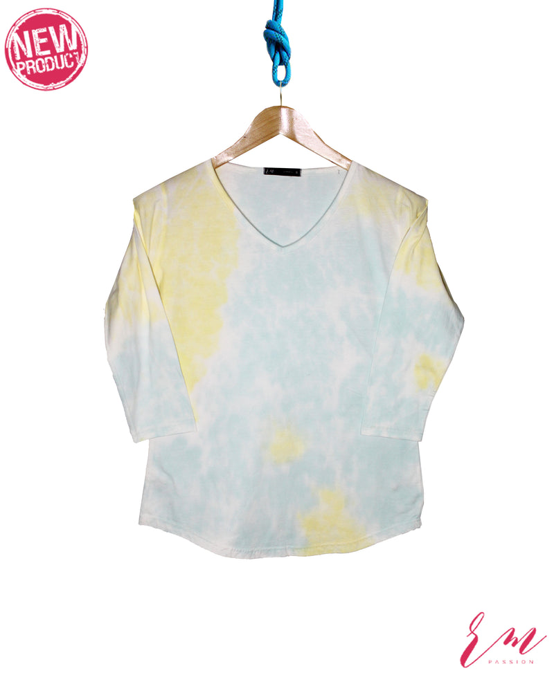 Ladies Tye n dye top 2.0