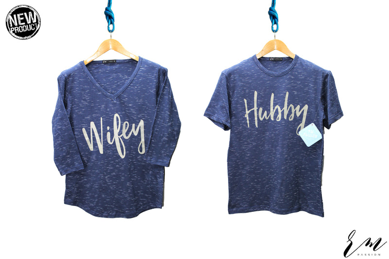 Unisex Couple T Shirt ( Green)