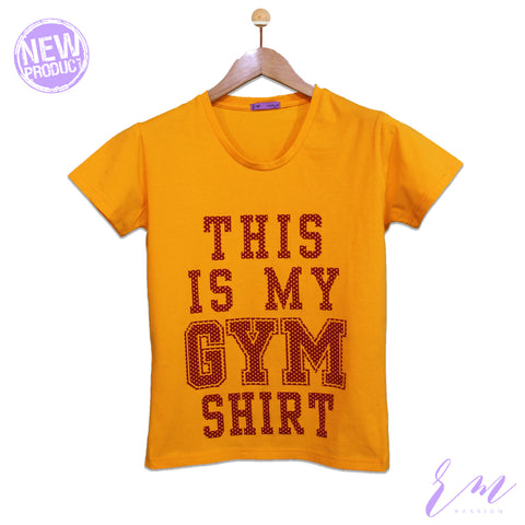 Half sleeves top rm-Gymwear-01