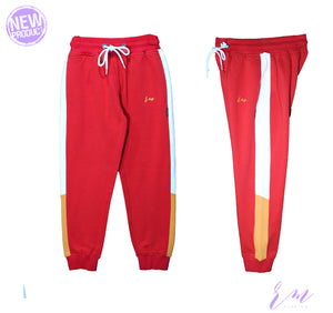 Gym fit trouser ( W-19-Red)