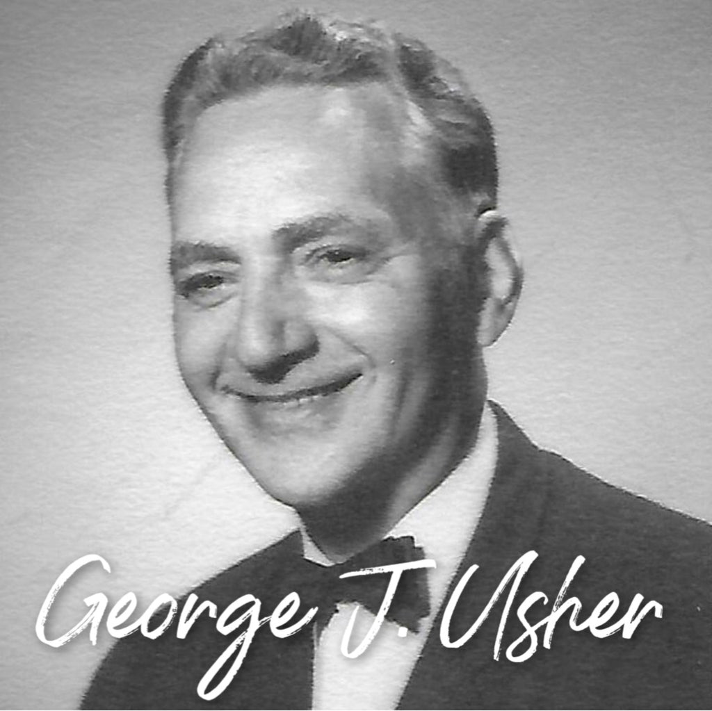 George J. Usher #2: The Man