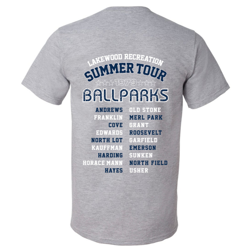 Lakewood Ballparks Tee 1979