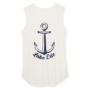 Lake Erie Muscle Tee