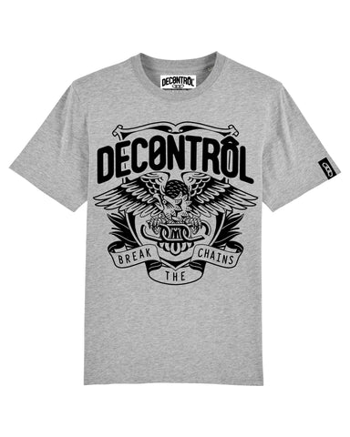 Camiseta - DECØNTRÔL - Break the chains