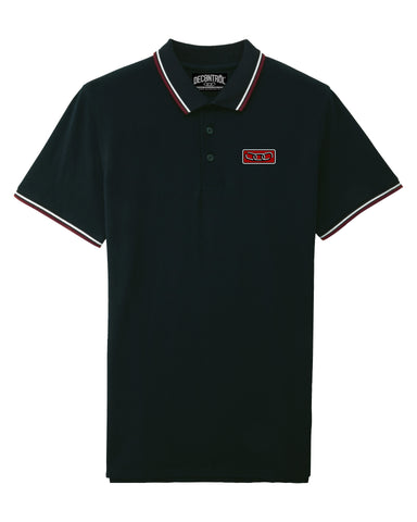 Polo - DECØNTRÔL - Classic red chain