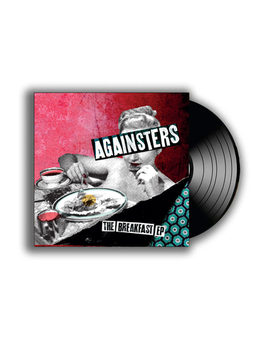 EP - Againsters - The Breakfast EP