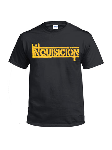 Camiseta - La Inquisición - Logo