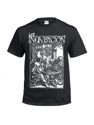 Camiseta - La Inquisición LVX