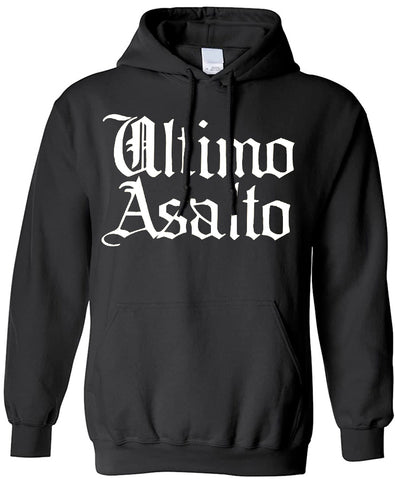Hoodie - Ultimo Asalto - Lettering