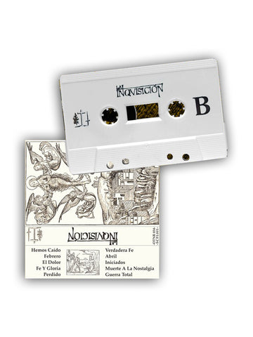 Cassette - La Inquisición - Limited Edition