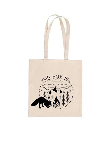 Tote Bag - The Fox 196 - Natura