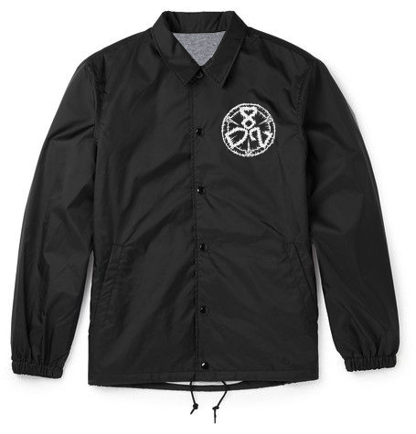 Coach Jacket - Eight Ounces - Logo (Limited Edition)