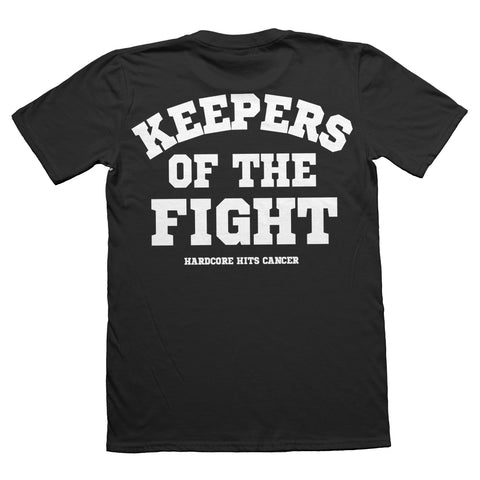 Camiseta - HCXHC - Keepers of the fight