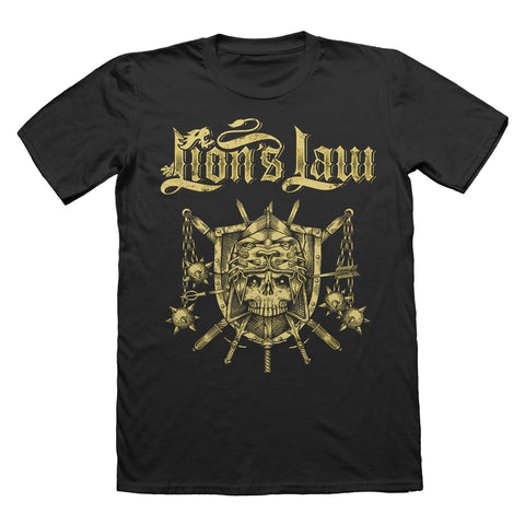 Camiseta - Lions Law - Helmet