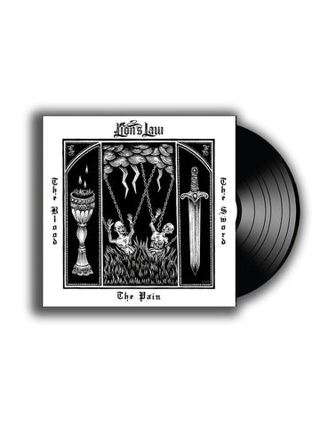 LP  - Lions Law - The Pain, the Blood and the Sword - Black