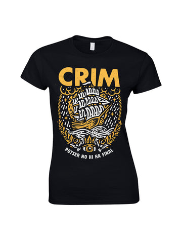 Camiseta - Crim - Potser No Hi Ha Final