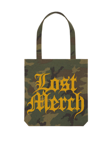Tote bag - LOST MERCH - Camo Bag