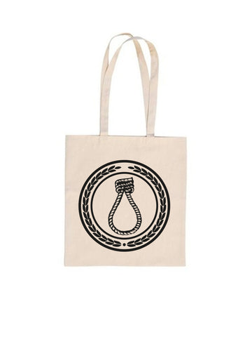 Tote Bag - Crim Logo (Natural)