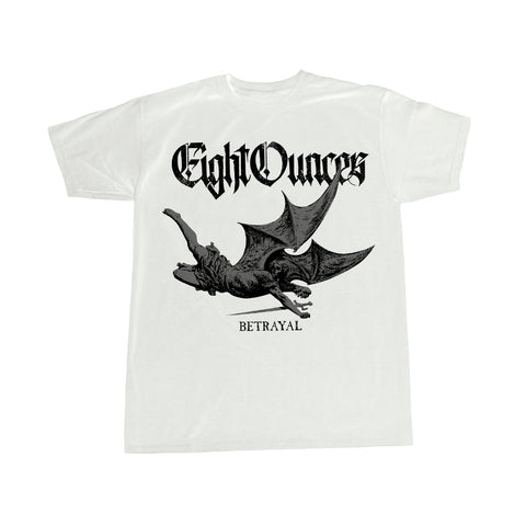 Camiseta - Eight Ounces - Betrayal White