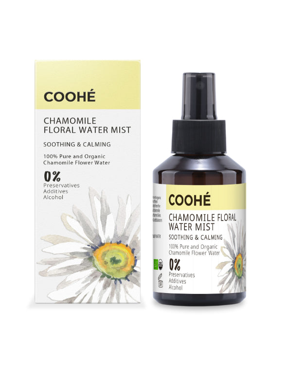 Chamomile Floral Water Face Mist