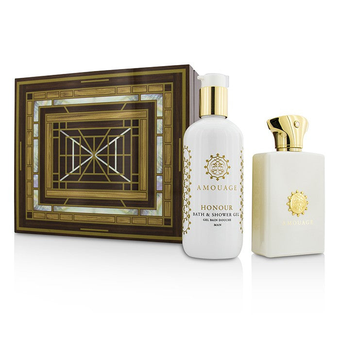 Amouage Honour Man Marquetry Box