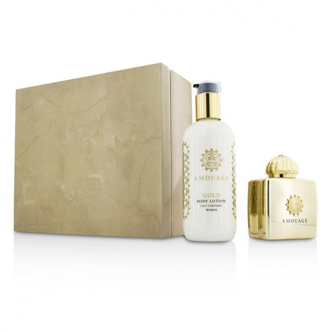 Amouage Gold Woman Collection Box