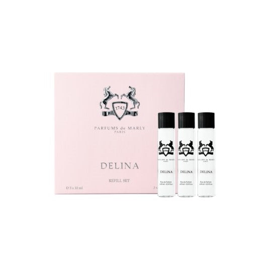 Parfums De Marly Delina Royal Essence REFILL-SET 10ml Refill x 3