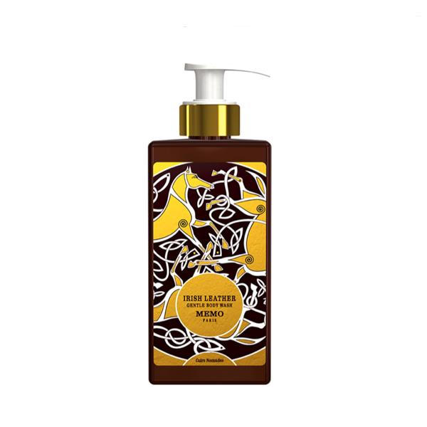 Memo Paris Irish Leather Gentle Body Wash