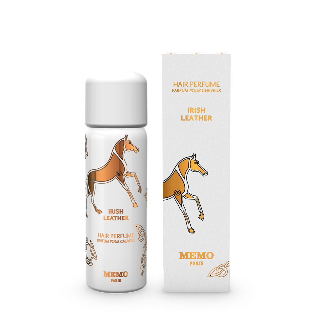 Memo Paris Irish Leather Hair Perfume