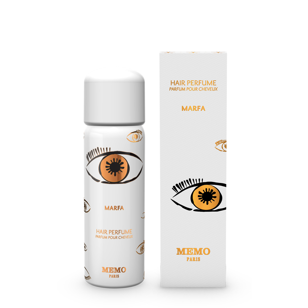 Memo Paris Marfa Hair Perfume