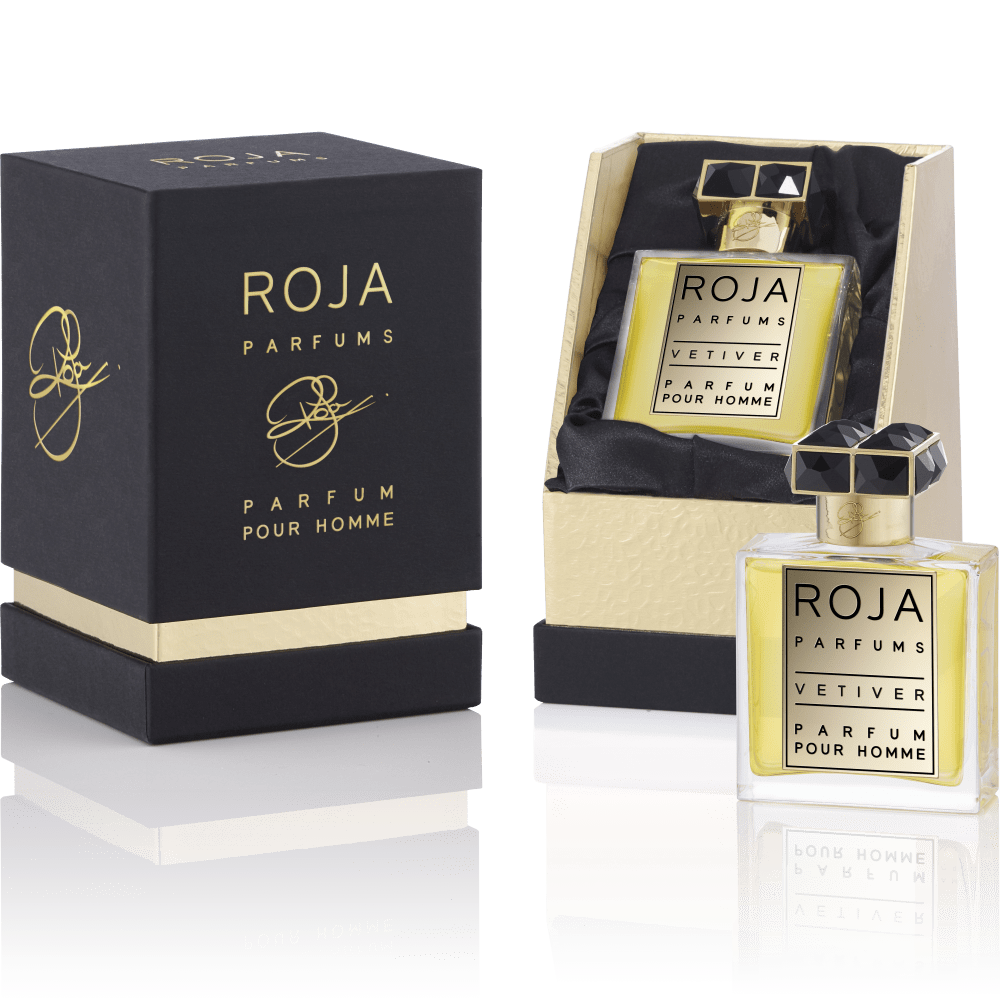 Roja Parfums Vetiver Homme Parfum 50ml