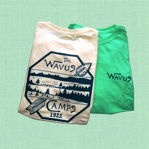 Wavus T-shirt Colored Cotton