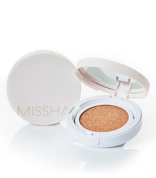 MISSHA Magic Cushion Cover Lasting SPF50+ PA+++ (#23 Medium Beige) - Mumui