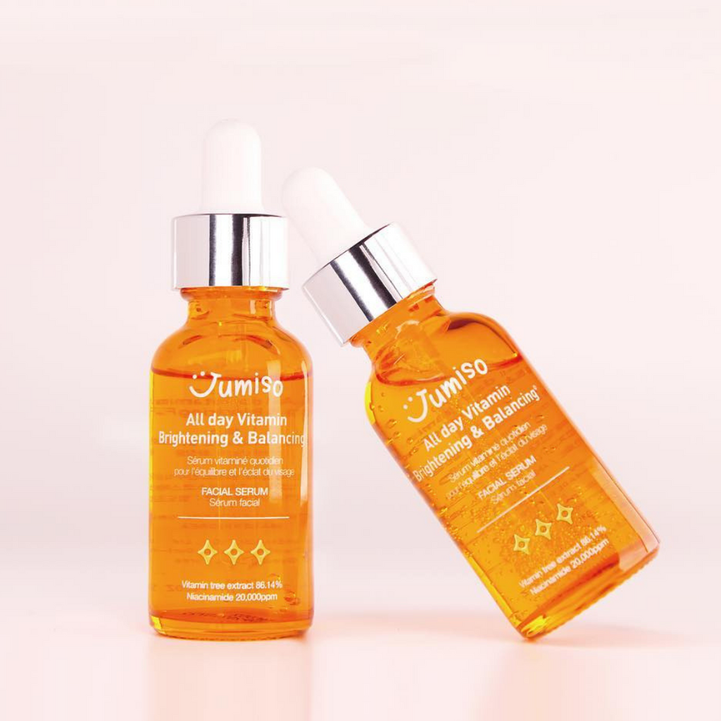 JUMISO All Day Vitamin Brightening & Balancing Facial Serum - Mumui