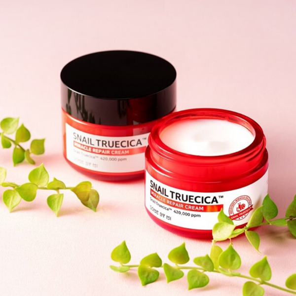 SOME BY MI Snail Truecica Miracle Repair Cream - Mumui