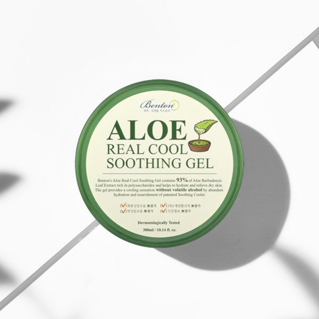 BENTON Aloe Real Cool Soothing Gel - Mumui