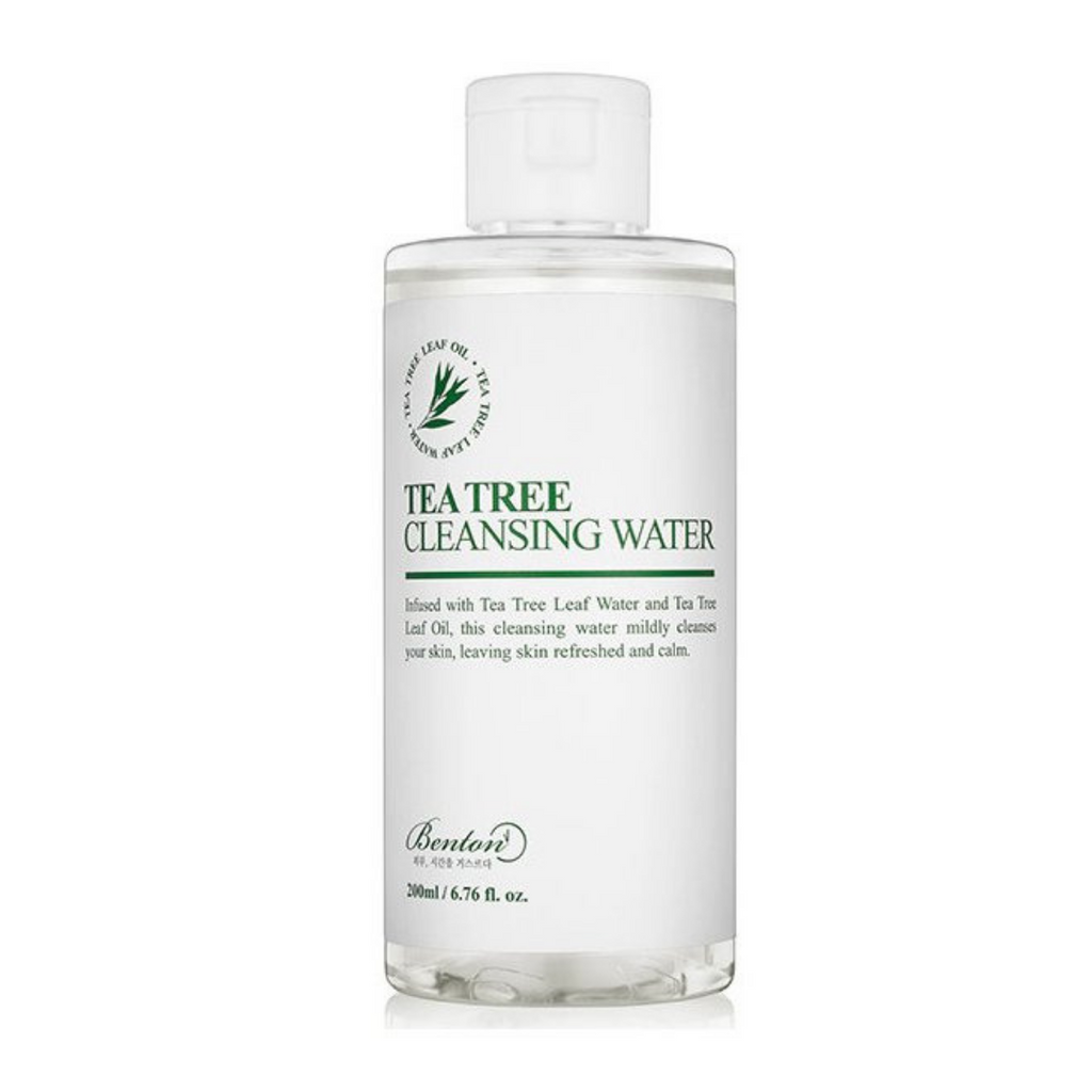 BENTON Tea Tree Cleansing Water - Mumui