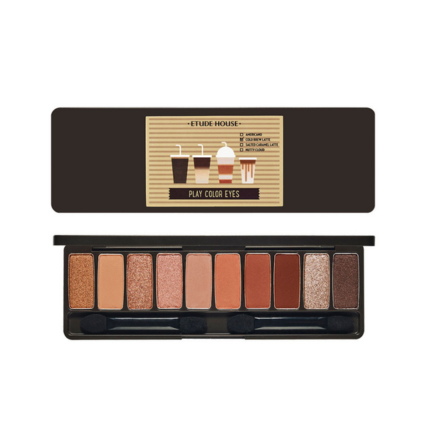 ETUDE HOUSE Play Color Eyes #Caffeine Holic - Mumui