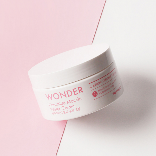 TONY MOLY Wonder Ceramide Mocchi Cream 300 ml - Mumui